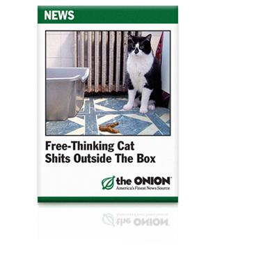 outside the box :)